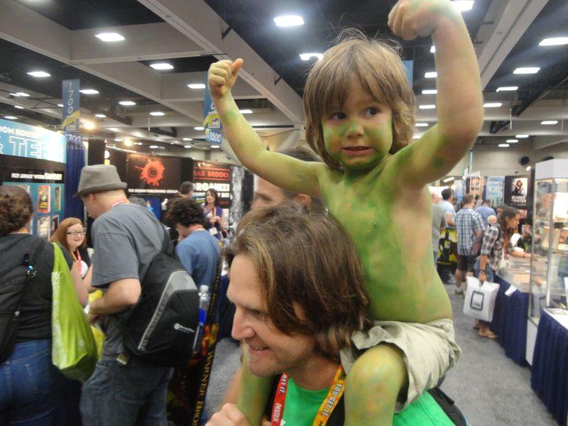 Comiccon2012 332