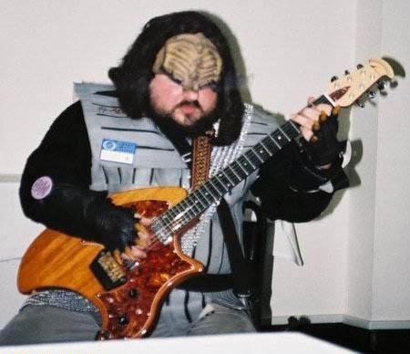 Klingonrocker